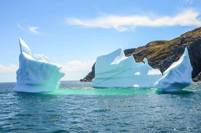 3. Canada Iceberg trio
