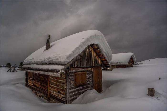 8. Hungary – Zoltan Boldog - Winterscape